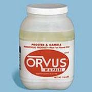Orvus® W A Paste 7.5-lb, cs/4
