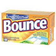 Bounce® Fabric Softener Sheets cs/375
