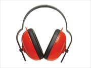 Dielectric Earmuffs W/Crown Strap NRR 25 (Ea/1-pr)