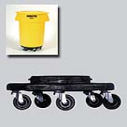 Brute® Dolly (Black) 1/ea