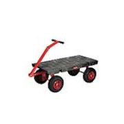 5th Wheel Wagon Truck - Pneumatic Casters 1/ea