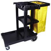 Janitor Cart 1/ea