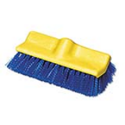 "Bi-Level Deck Scrub - Polypropylene, 10"" 1/ea"