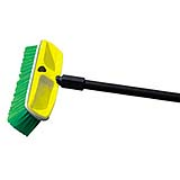 "Nylon Truck Brush - 2.75""x10"" 1/ea"