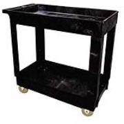 "Utility Cart (tray) 16x34x31-1/4"" 300-lb. 1/ea"