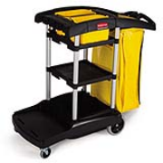 HYGEN® High-Capacity Cleaning Cart 1/ea