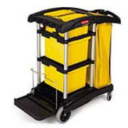 Microfiber Disinfecting Cart 1/ea