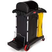 Healthcare Microfiber Cleaning Cart 1/ea