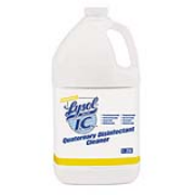 LYSOL® Brand I.C.™ Quaternary Disinfectant Cleaner 128-oz, cs/4