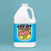 Professional EASY-OFF® Glass Cleaner gal., cs/4