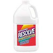 Professional RESOLVE® Carpet Extraction Cleaner gal., cs/4