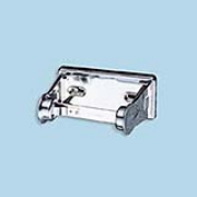 Locking Toilet Tissue Dispenser -Single/Steel 1/ea