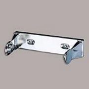 Perforated Roll Towel Dispenser -Chrome 1/ea