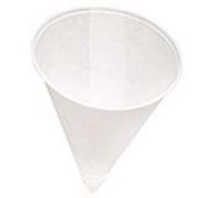 4.5-oz. Paper Cone Cup - cs/5000
