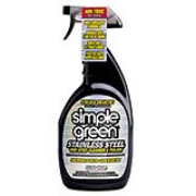 Simple Green Stainless Steel One-Step Cleaner & Polish 32-oz, cs/12