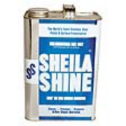 Sheila Shine Stainless Steel Cleaner and Polish 128-oz, cs/4