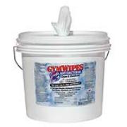 GymWipes® Antibacterial Towelettes bkt/700