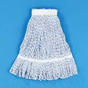 "Floor Finish Mop Head (medium w/1.25"" H.B.) cs/12"