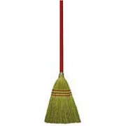 "Corn Lobby/Toy Broom  With 30"" Wood Handle"