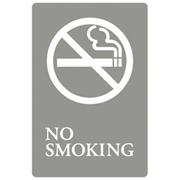 ADA Signs  - No Smoking 1/ea