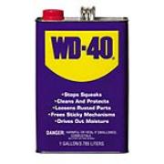 WD-40® Lubricant 128-oz, cs/4