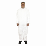 Disposable Coveralls, Tyvek® Substitute (2XL) White cs/25