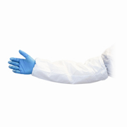 "Disposable Tyvek® Substitute Sleeve 18"" White cs/200"
