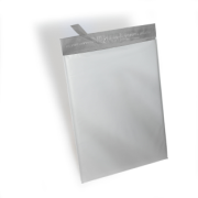 """#0 Self-Sealing White Poly Mailer 6x9"""" cs/1000"""