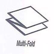 CTM White Multi-Fold Towel cs/4000