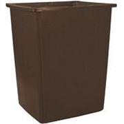 Glutton® 56-Gallon Container (Brown) 1/ea