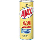 Ajax® Heavy-Duty Oxygen Bleach Powder Cleanser (Calcite Base) 21-oz, cs/24