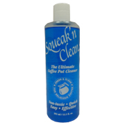 Squeek'n Clean Coffee Pot Cleaner 12-oz cs/12