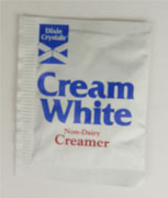 Cream White® Powder Creamer Packets .10-oz, cs/900