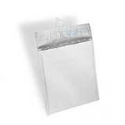 "#000 Self-Seal Poly Bubble Mailer 4x8"" cs/500"
