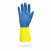 AALH Neoprene Coated Latex Gloves