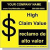 AAAS Personalized Labels Bilingual - Spanish
