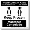 AABM Personalized Labels Bilingual - Spanish