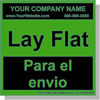 AAAU Personalized Labels Bilingual - Spanish