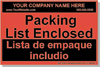 AABD Personalized Labels Bilingual - Spanish