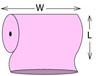 AANM Poly Tubing pink antistatic