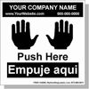 AAAZ Personalized Labels Bilingual - Spanish