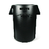AMKC Round Brute®  Vented Containers