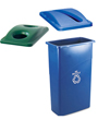 AOVO Slim Jim® Recycling  Containers & Accessories