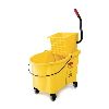 AHNE 44-qt. Foot Activated Mop Bkt. & Wringer