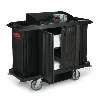AFTZ Full Size Housekeeping Cart with Doors