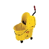 AHKH 35-qt. Mop Bucket & Down-Press Wringer