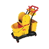 AHMF 35-qt. Mopping Trolly Combo.