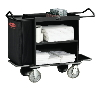 AFMH Delux Lockable Cart  9 cu. Ft.