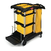 AFXV Microfiber Disinfecting Cart