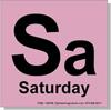 aaew Saturday 3-Sizes & 8 Colors
